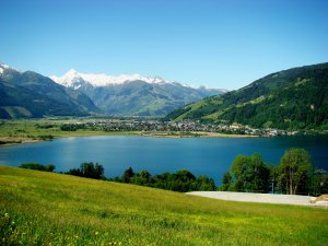 Zell Am See Panorama
